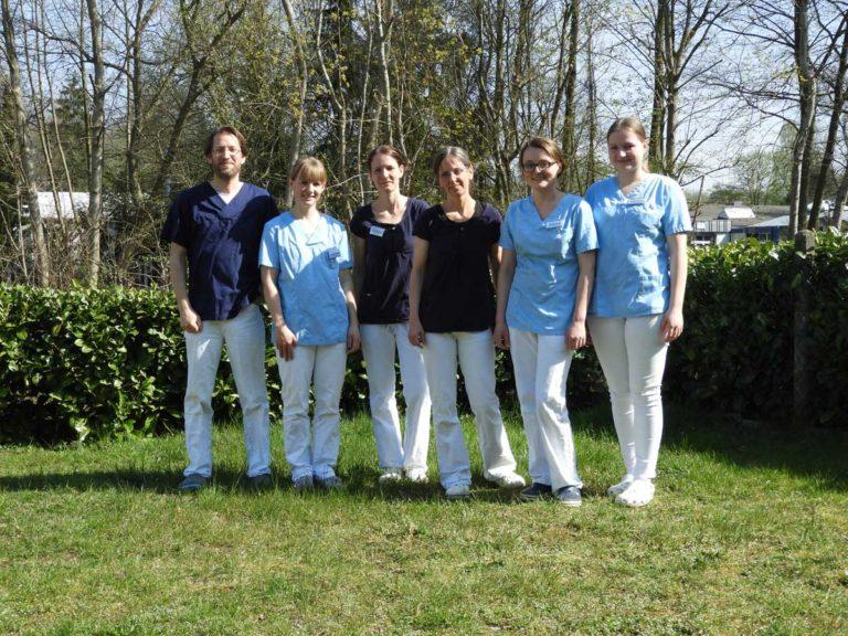 Team Tierarztpraxis für Vögel Schnebel & Zinke